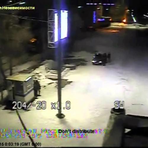 Установлена личность «хулигана», избившего полицейского в Кокшетау