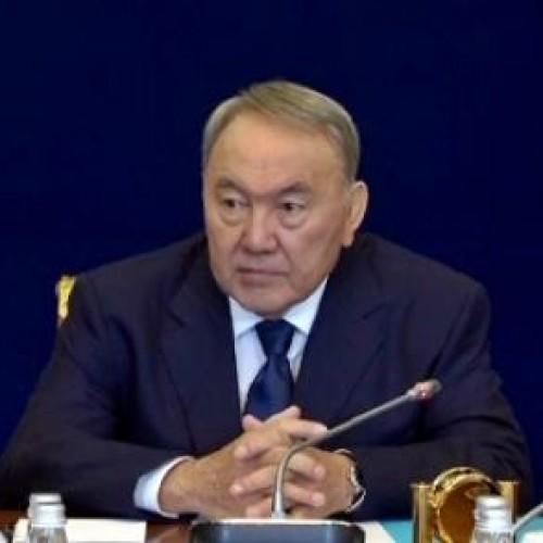 Н. Назарбаев не доволен работой Минсельхоза