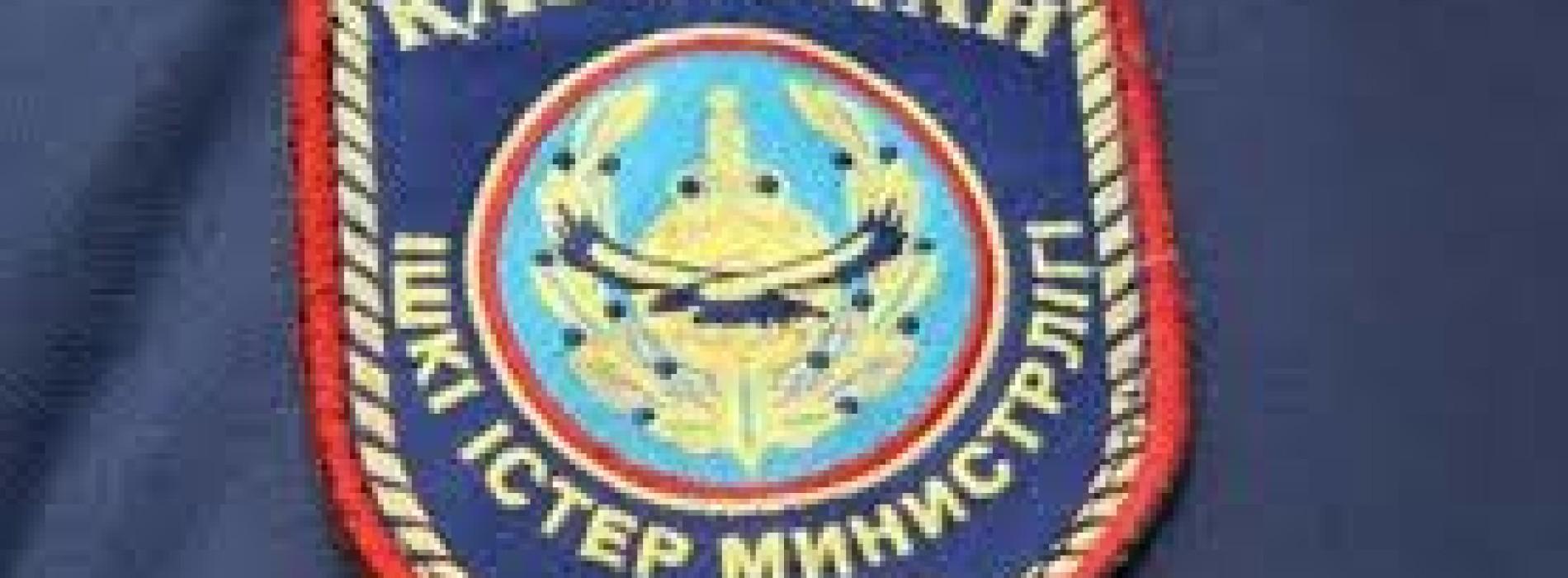 В Акмолинской области задержали заместителя начальника РОВД.