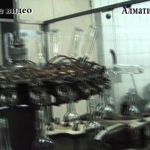 Закрытый вино-водочный завод по ночам разливал алкоголь