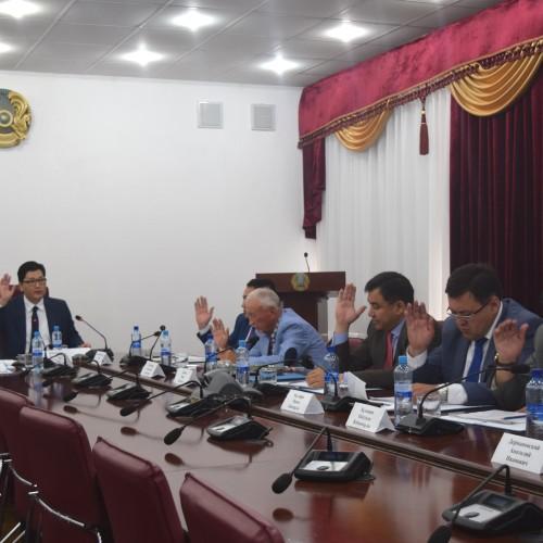 На диссовете Акмолинской области чиновников рекомендовали уволить