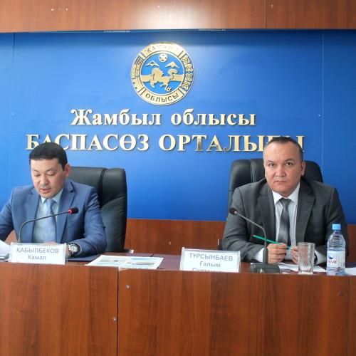 Жамбылской антикоррупционной службой выявлено 38 преступлений в реализации госпрограмм