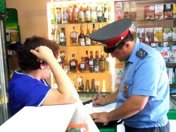 В мурманском кафе нашли 50 литров алкоголя без лицензии