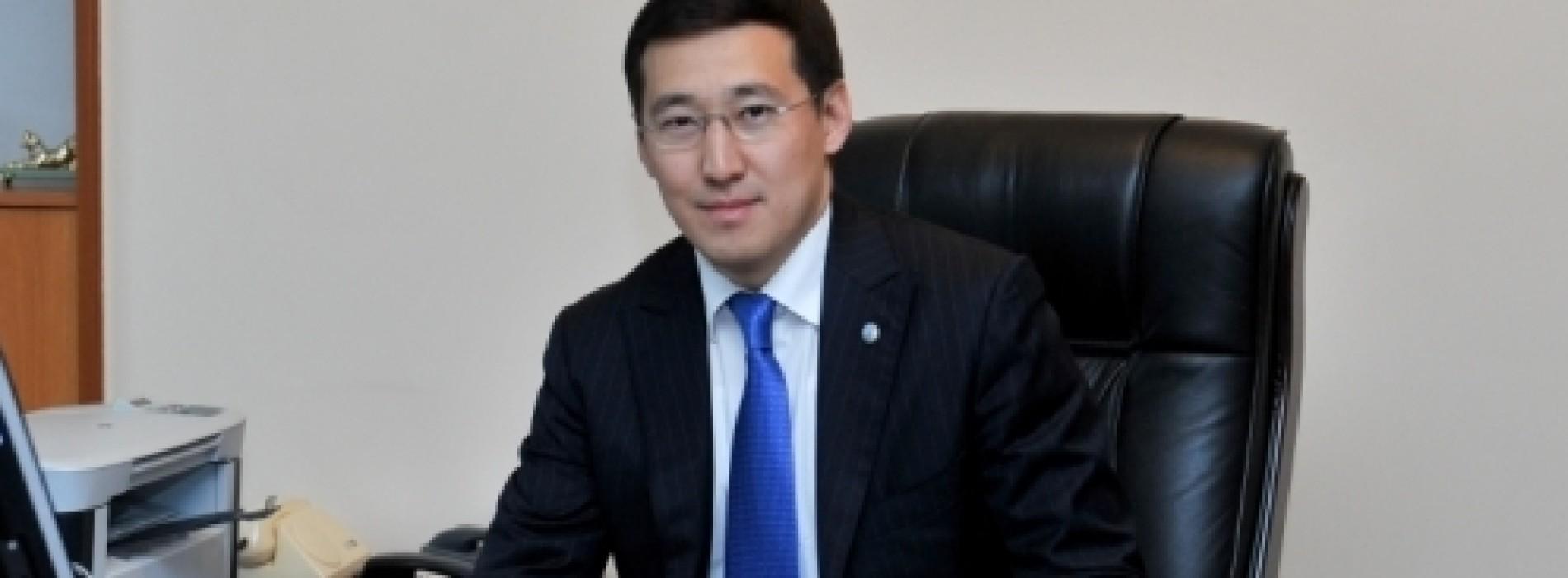 Заместителем акима Алматы назначен Ерлан Аукенов
