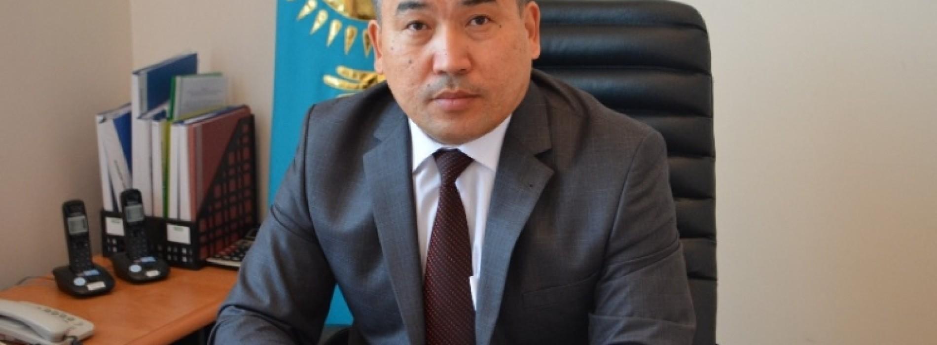 Заместитель акима города Костанай задержан за получение взятки