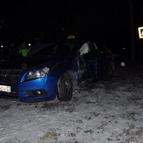 В Акмолинской области водитель из облпрокуратуры устроил ДТП