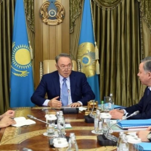 Н.Назарбаев подчеркнул необходимость в полной реализации Пяти реформ