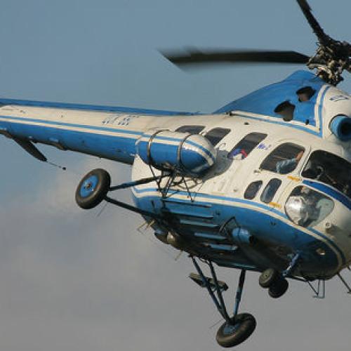 В разбившемся Ми-2 находился прокурор Жамбылской области