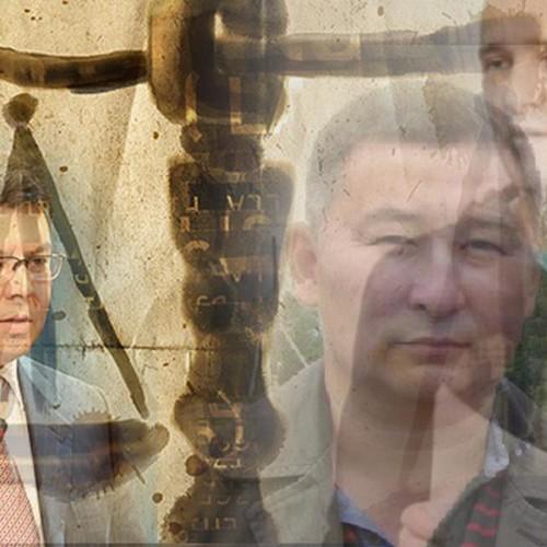 Оглашен приговор по делу вымогательства Бозумбаева