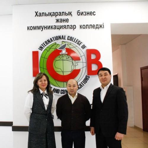 Студенты Алматинского колледжа будут изучать основы борьбы с коррупцией