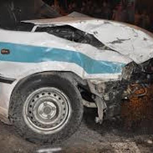 В ВКО пассажир такси погиб после столкновения с автомобилем, которым управлял пьяный полицейский — версия