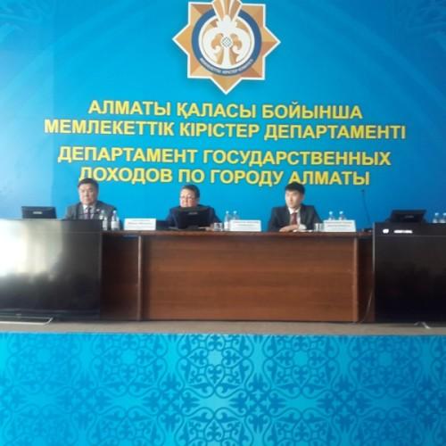 О новой модели госслужбы рассказали на семинаре в Алматы