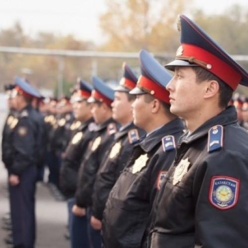 40% казахстанских полицейских увольняются из-за низкой зарплаты