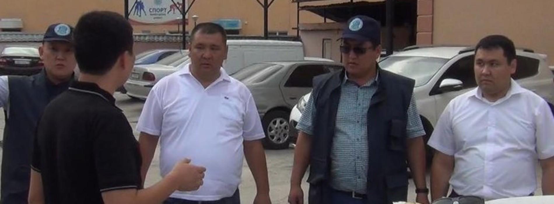 В ЮКО руководитель колледжа задержан за взятку