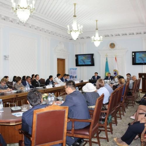 «Конституция – исторический выбор народа Казахстана»