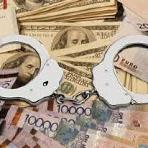 Задержан при получении взятки в 5 млн тенге