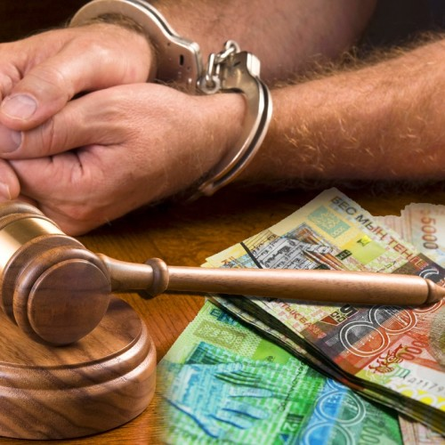 Сотрудники таможенного поста «Костанай-ЦТО» задержаны по подозрению во взятке