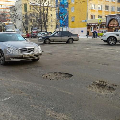 Плохие дороги – основная причина ДТП