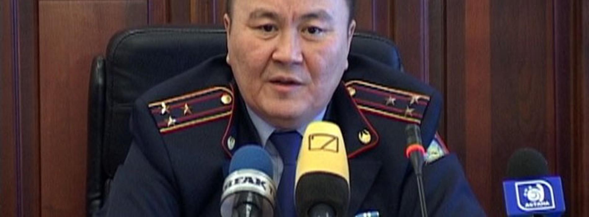 Экс-начальник ДВД ЮКО возглавил новый департамент МВД РК