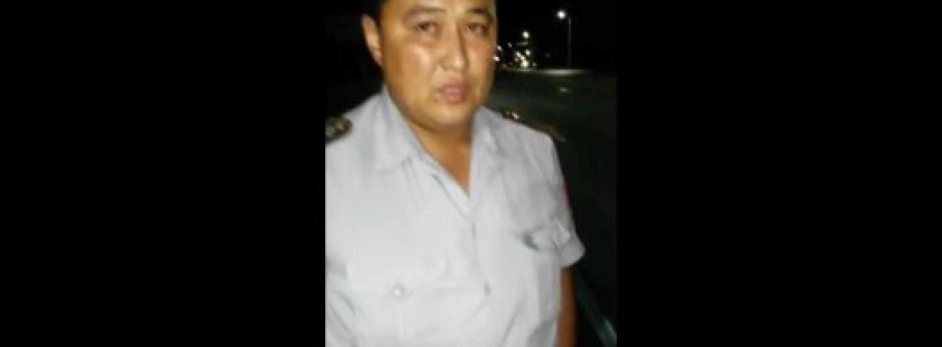 Полицейского-«героя» из Жамбылской области накажут