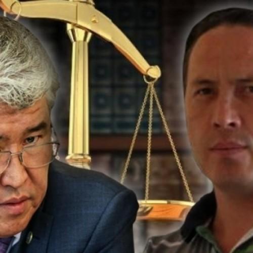 Мухамедиулы привлек к уголовной ответственности режиссера, обвинившего его в откате