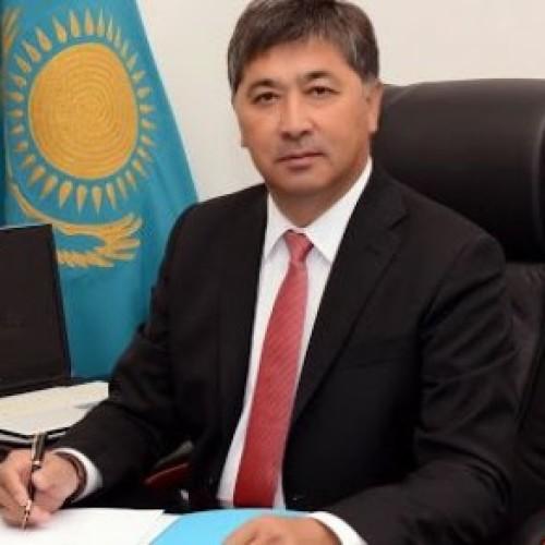 Аким Капшагая подал заявление на увольнение