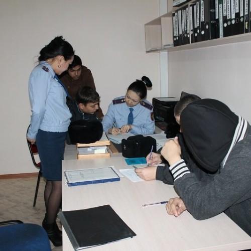 В полиции Акмолинской области на профилактических учетах состоят 800 подростков
