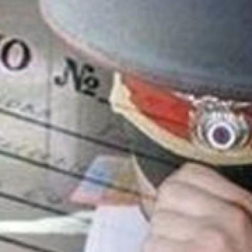 Полицейский в ЮКО задержан по подозрению в мошенничестве