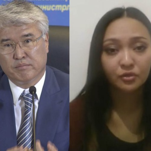 Ещё три девушки говорят о приставаниях министра культуры