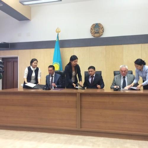В Атырау подписан меморандум