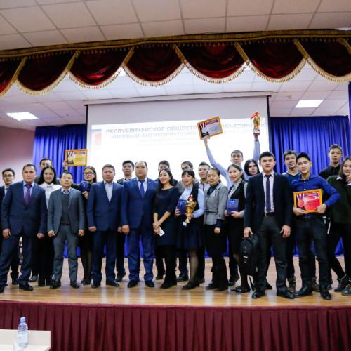 Кокшетауские студенты приняли участие в антикоррупционном конкурсе