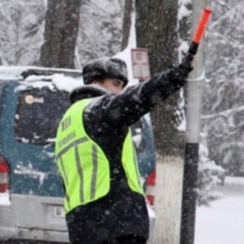 Пешим нарядам полиции запретят останавливать авто в Казахстане