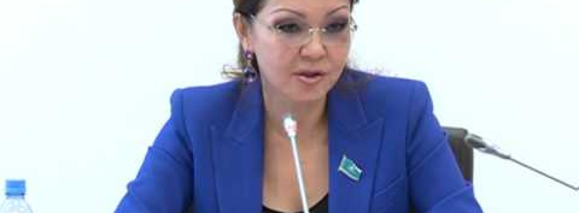 О спасении банков за счёт народных денег высказалась Дарига Назарбаева