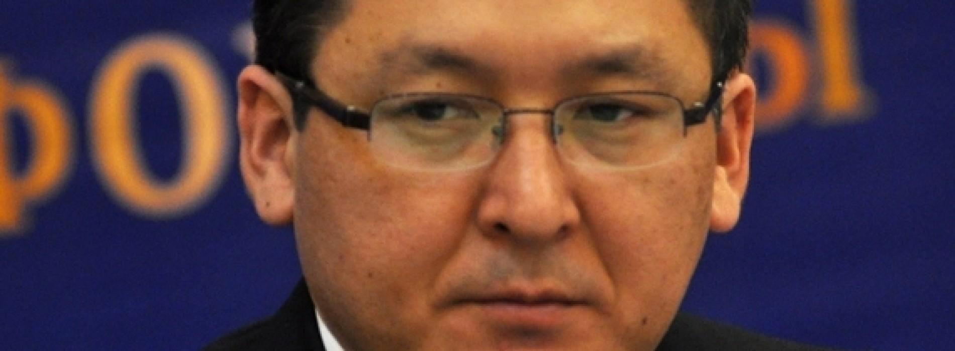 Задержан Баглан Майлыбаев