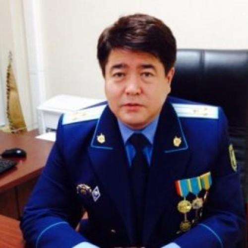 В Астане сменился прокурор