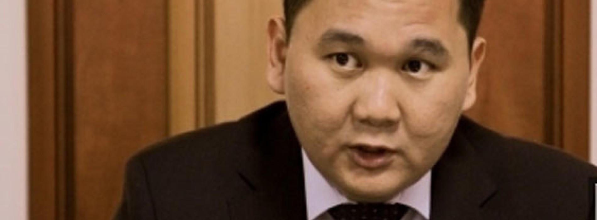 В Астане арестован крупный чиновник