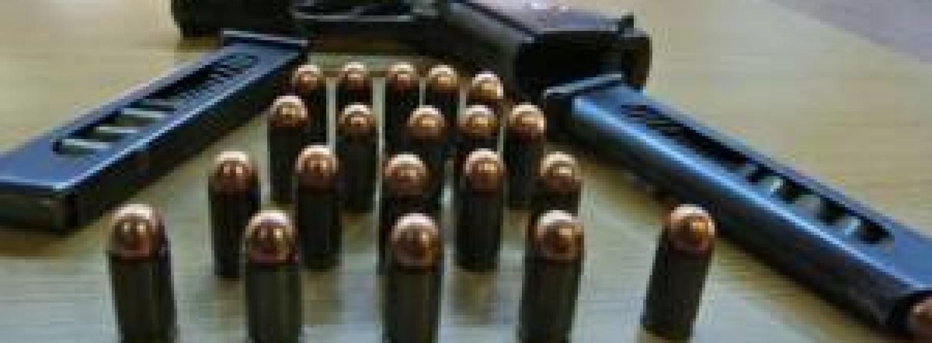 МВД комментирует кражу пистолетов из Академии погранслужбы