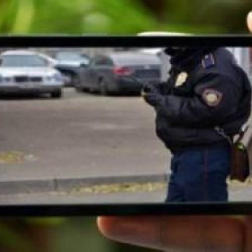 Снимать на видео полицейских теперь можно