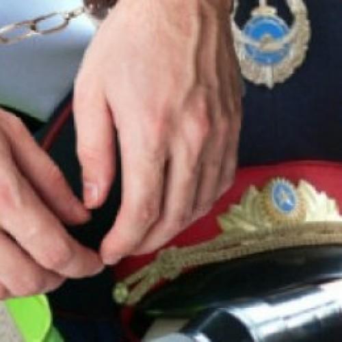 В Кокшетау полицейские осуждены за получение взятки