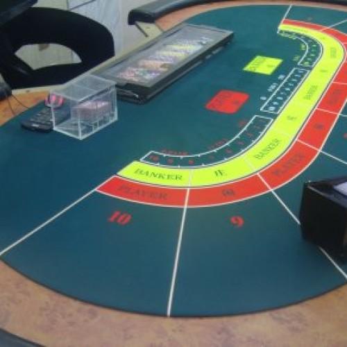 Подпольное казино нашли на территории МЦПС «Хоргос»
