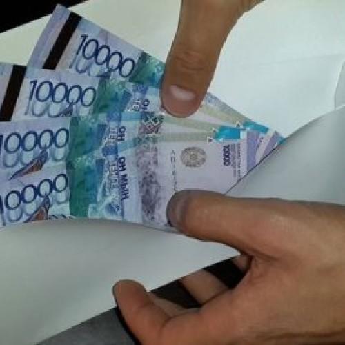 Руководителя управления контроля качества в Таразе подозревают в незаконной проверке бизнеса