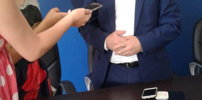 О результатах работы «Антикоррупционного фронта»  рассказал на брифинге Толеген Байгулов