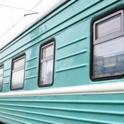 Нарушения требований стандарта в пассажирском поезде зафиксировали в ходе обследования