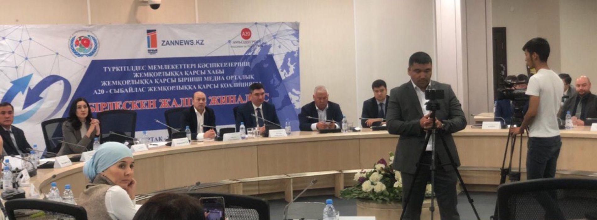 Антикоррупционный фронт объединил не только казахстанцев, но и иностранцев