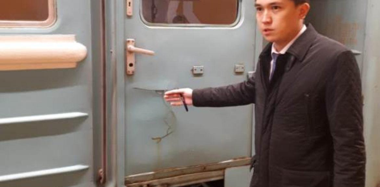 Поезда под прицелом Антикоррупционного фронта
