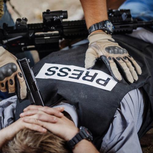 Насилия в отношении журналистов быть не должно