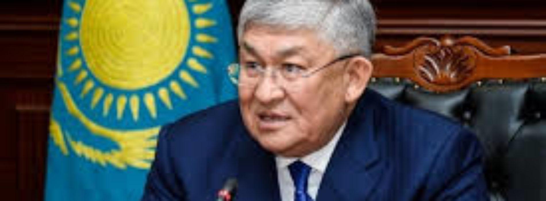 Крымбек Кушербаев назначен руководителем АП РК