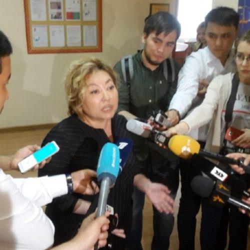 Тюрьма глазами вице-министра — Суханбердиева написала книгу в СИЗО