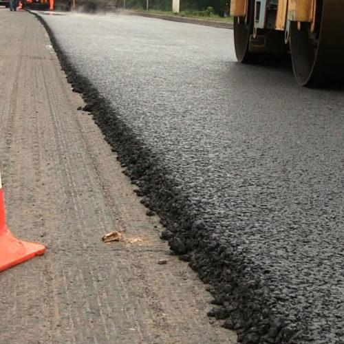 За два года ремонта дороги Талдыкорган – Балхаш заасфальтировали лишь 5 км