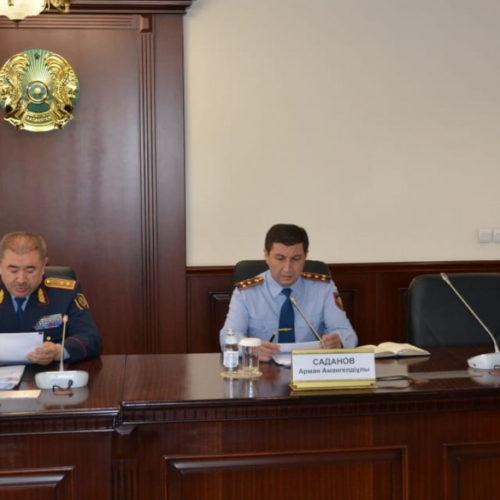 Глава МВД поручил руководителям подразделений выйти в соцсети